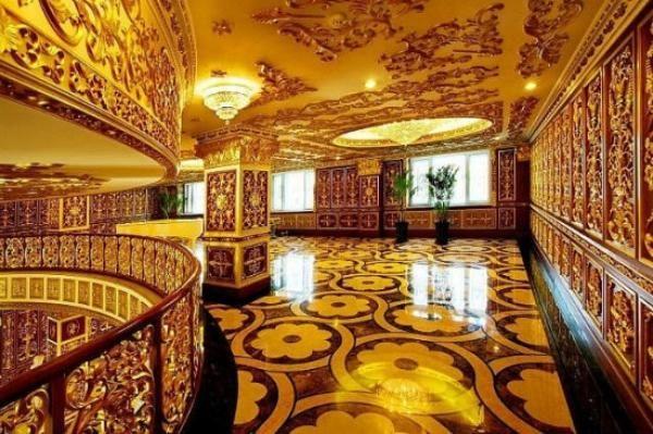 Китайский фармацевтический завод - дворец ... (6 фото)