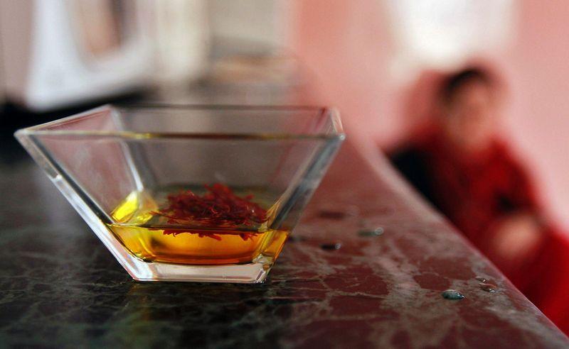 Azafrán - una de las especias más caras del mundo (13 fotos)