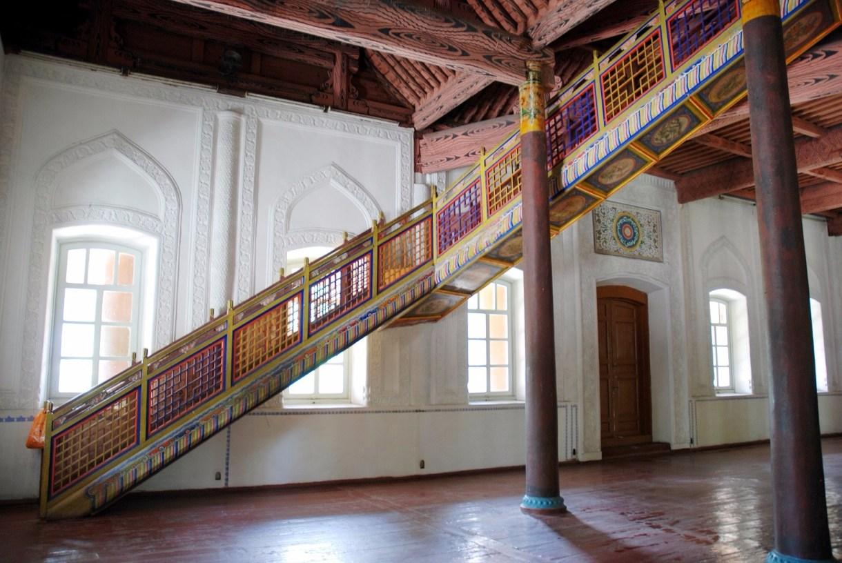 Мечеть без единого гвоздя в Жаркенте – удивительный памятник зодчества на Великом Шелковом пути