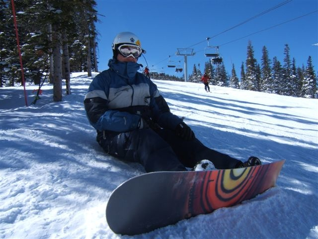 Me in Breck