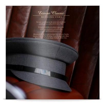 Ecosse Classic Wedding Cars Brochure