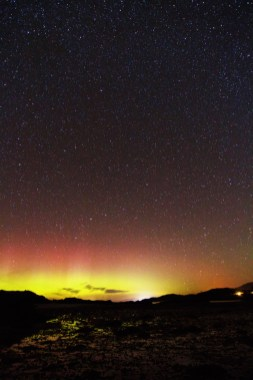 Aurora from Arising, Scotland