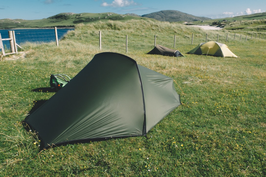 Tent on Vatersay