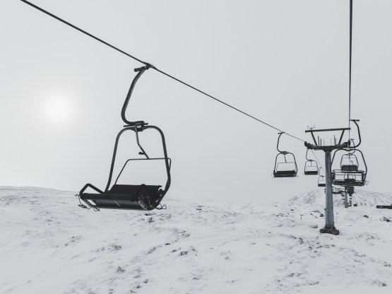 Chairlift at Glencoe
