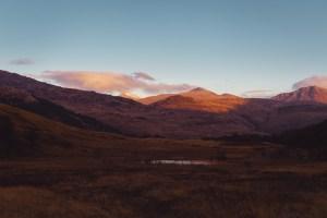 Crainlarich hills