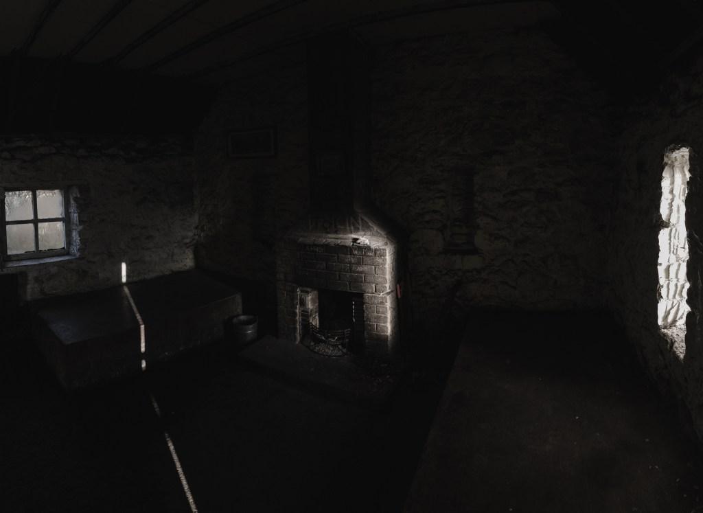 Doune Bothy Interior