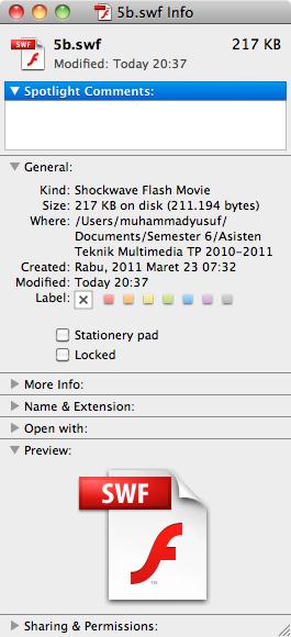 Cara Buka File Swf : Mengeset, Program, Default, Untuk, Membuka, Suatu, Ruang, Chupa, WordPress