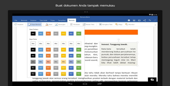 Microsoft word viewer apk android