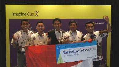 indonesia juara imagine cup 2016