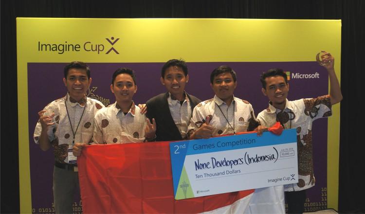 Universitas Trunojoyo Telah 2 Kali Meraih Juara Imagine Cup Tingkat Dunia