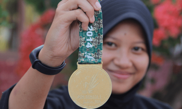 Adinda Mawaddah, Mahasiswi USU yang Berprestasi dalam Pencak Silat