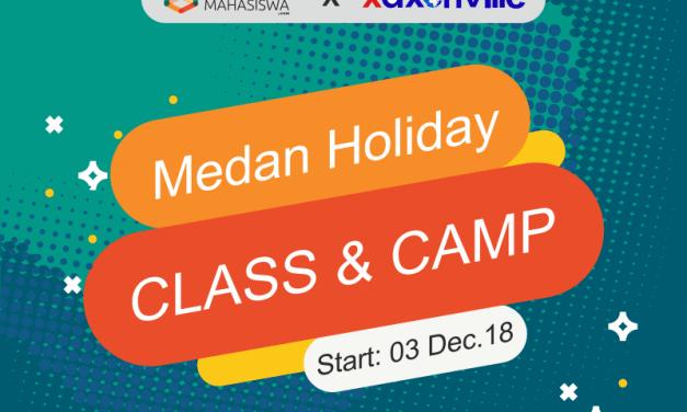 Program Holiday Class: Bimbingan Bahasa Inggris + Persiapan TOEFL