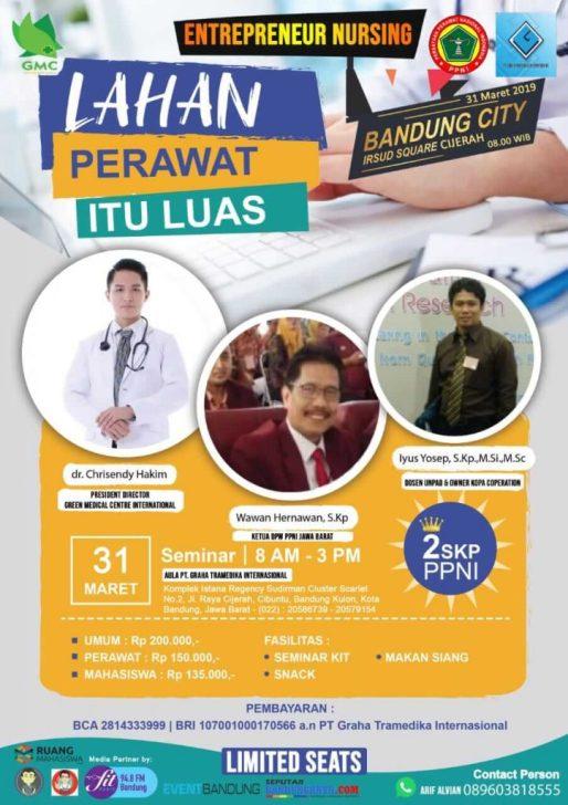 seminar nursing entrepreneur