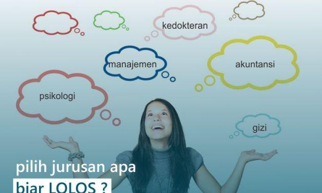 Tips LOLOS SBMPTN 2019 untuk Nilai UTBK Tidak Aman (Nilai Rendah)