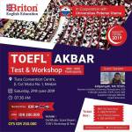 Daftar TOEFL Akbar dari Briton – English Education