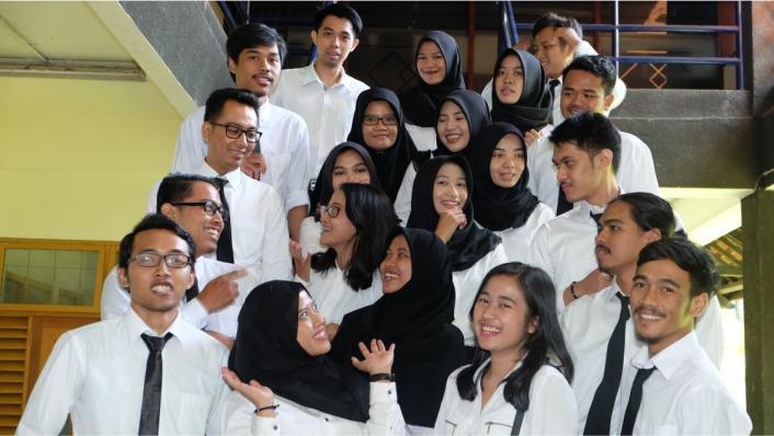 yudisium mahasiswa tingkat akhir
