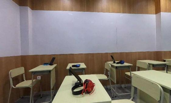 ruang kelas modern brain academy