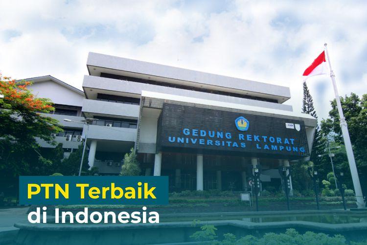 10 PTN Terbaik Indonesia 2021 versi UniRank