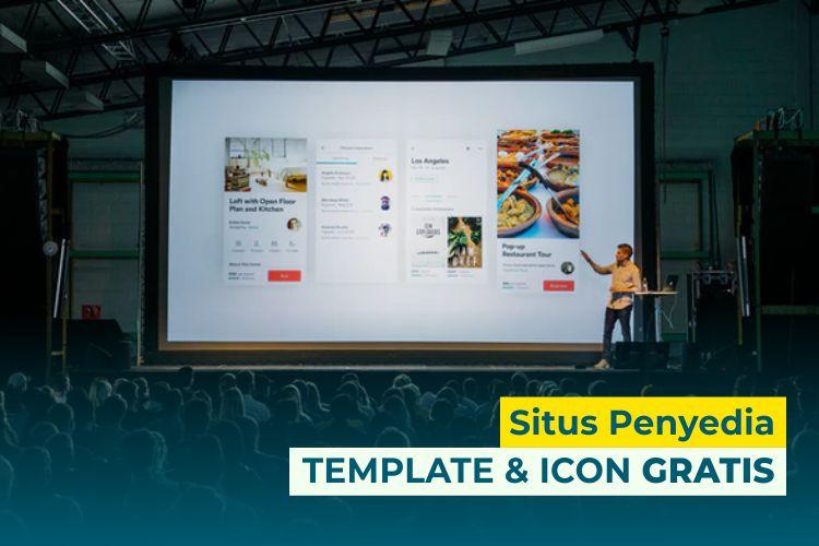 5 Situs Penyedia Template dan Icon Presentasi GRATIS