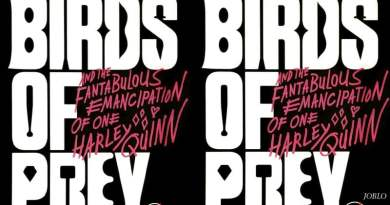 Girls Power Ala Film Harley Quinn: Birds of Prey - Poster Film Birds of Prey