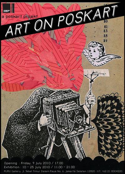 ART ON POSKART