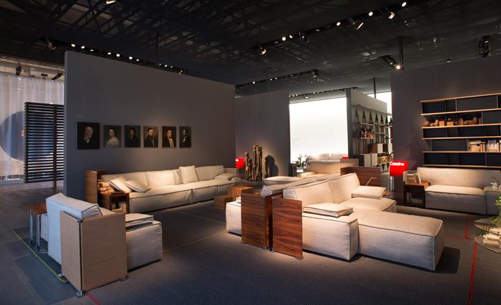 Flashback a I Saloni Milan 2013 la Feria del Mueble