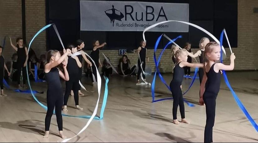 Trørødskolen fylder 50 år og RuBA er med til at fejre den