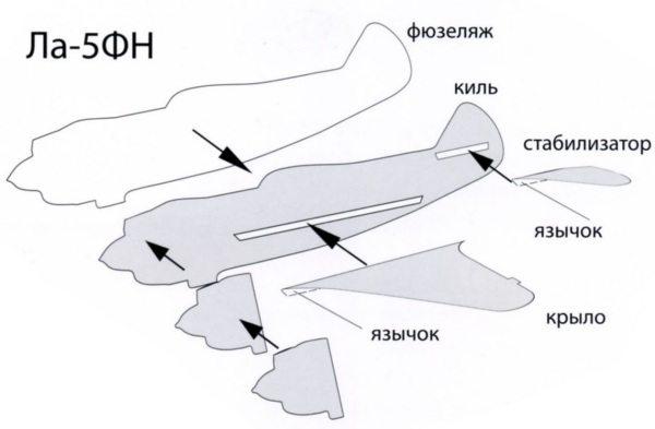 Самолет лобзиком
