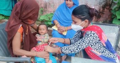 मां और बच्चों की अच्छी सेहत के लिए जिले भर मे मनाया गया मातृ, शिशु स्वास्थ्य एवं पोषण दिवस