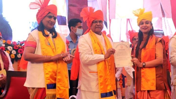 उच्चादर्शों के प्रति निष्ठा, जीवन का आधार :राज्यपाल श्री पटेल