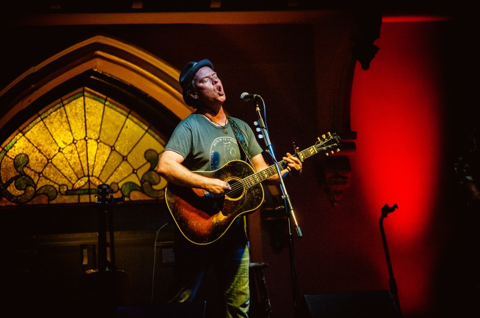Shawn Mullins / Chuck Cannon – Southgate House Revival