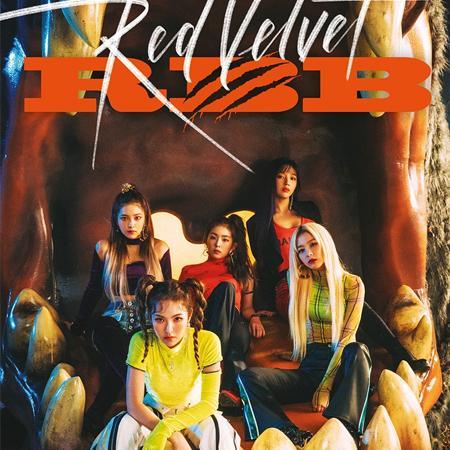 Red Velvet RBB EP cover
