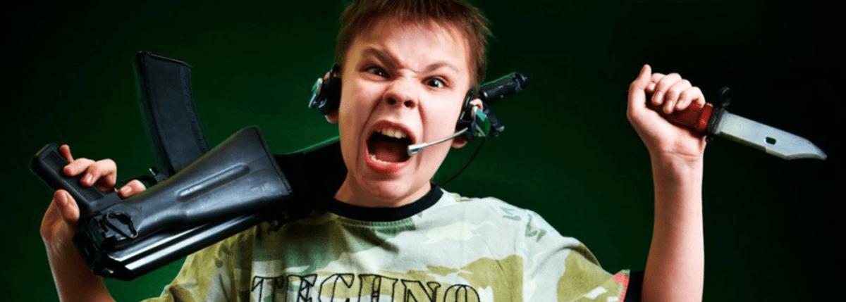 Os videojogos tornam as pessoas violentas?
