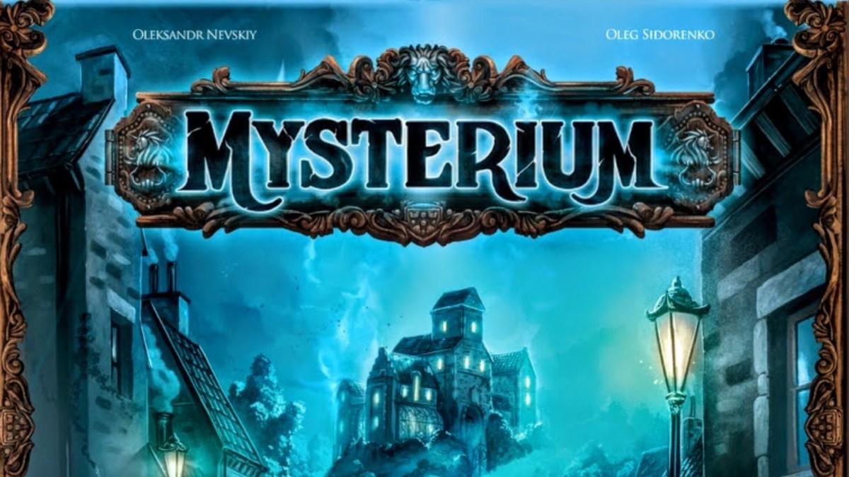 Mysterium: Um Jogo de Tabuleiro do Além!!