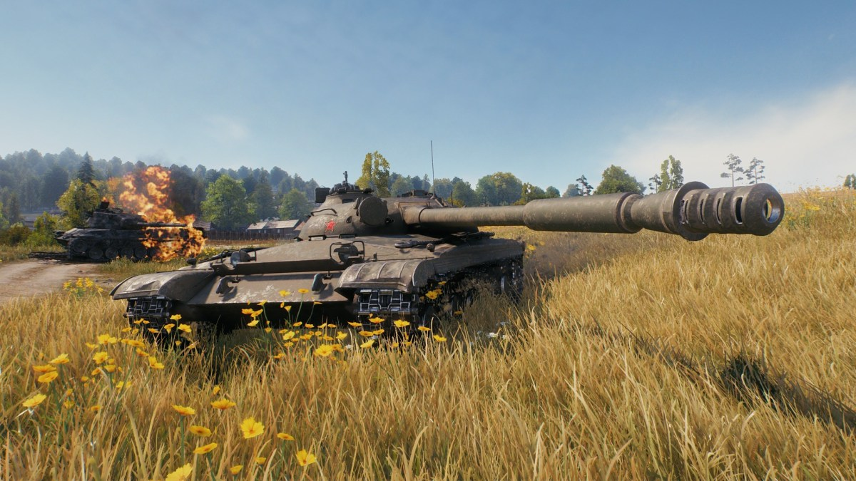 World of Tanks 2018: o ano do facelift