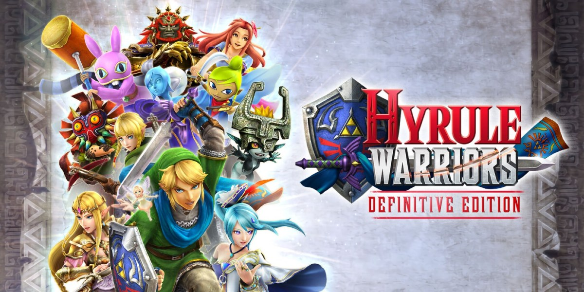 Definitivamente a versão definitiva do definitivo Hyrule Warriors