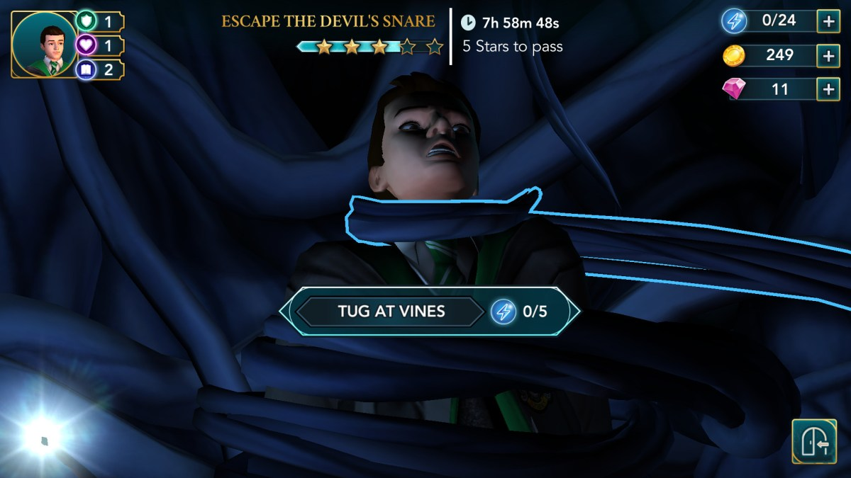 Hogwarts Mystery: Harry Potter e as Pedras de Energia