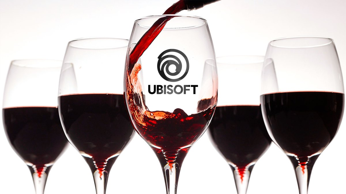 Ubisoft na E3 2018: uma bebida com moderação