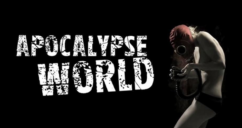 Apocalypse World: o fim do mundo não está assim tão longe