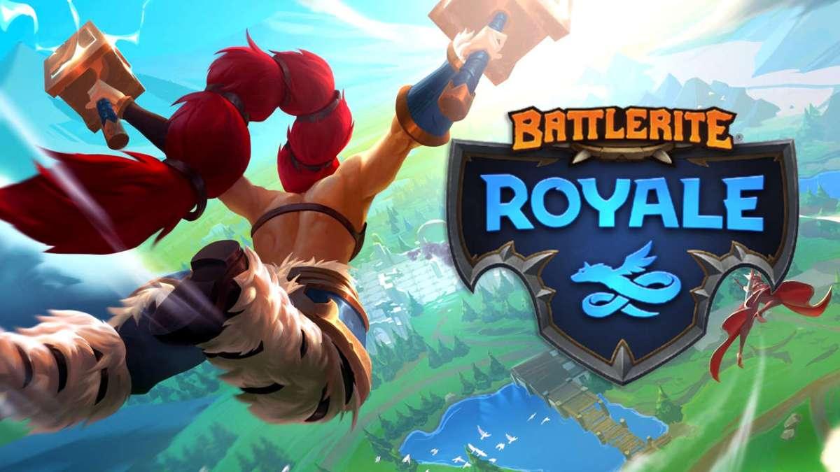 Battlerite Royale: apenas mais um Battle Royale?