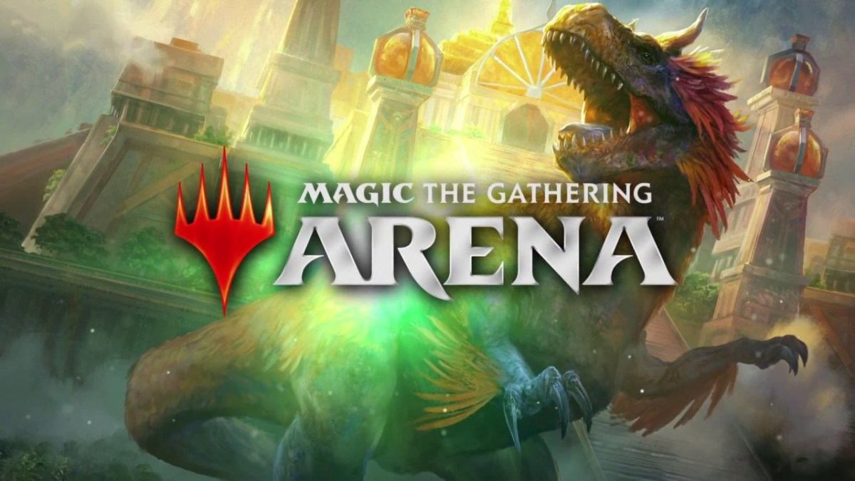 MTG Arena de volta ao Magic the Gathering