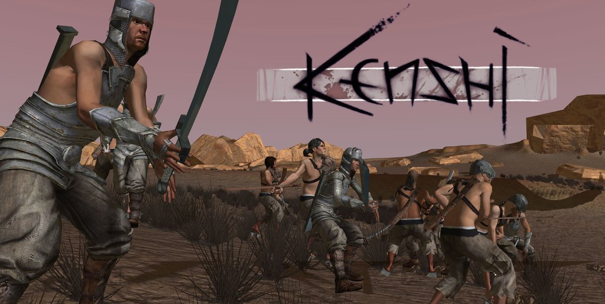 Kenshi e a longa caminhada nas Badlands do Early Access