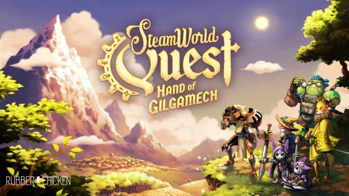 SteamWorld Quest: a excelência forjada a ferro e vapor