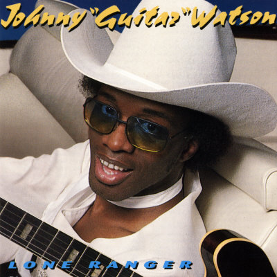 """Listen to too tired on spotify. Johnny """"Guitar"""" Watson: The Funk Era - Rubber City Review"""