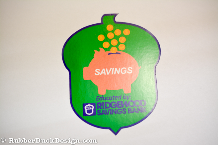 Any Shape Label - Full Color Printing on White Gloss