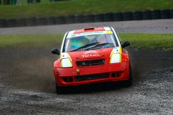 Jack Thorne definately a driver to keep an eye on in Super 1600