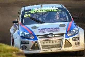 British Rallycross Championship Round 1