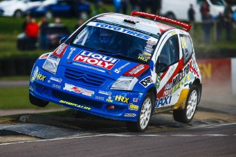 BRX 2017 The Home of Rallycross - Round 2 Lydden Hill
