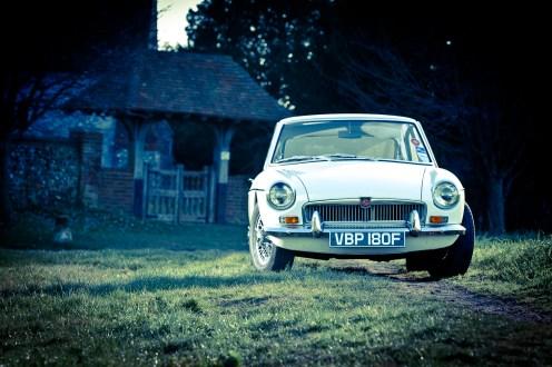 Car Photography - Feature Car