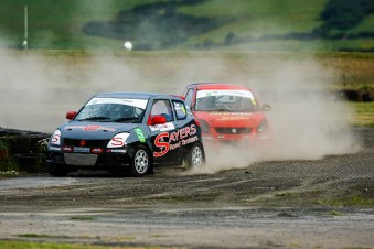 Suzuki Junior driver Drew Bellerby was looking for back to back wins